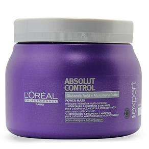 Máscara Absolut Control Loreal Professionnel - 500g