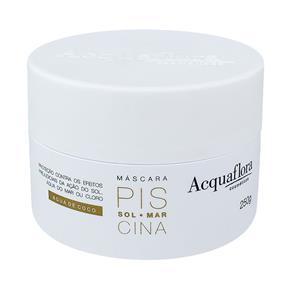 Máscara Acquaflora Sol Mar Piscina - Tratamento 250G