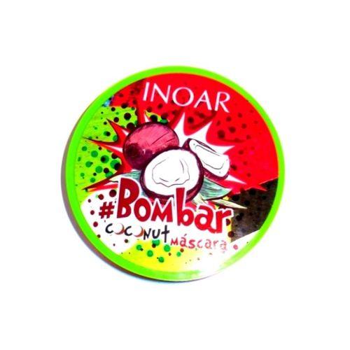 Máscara Bombar Coconut 250g Inoar