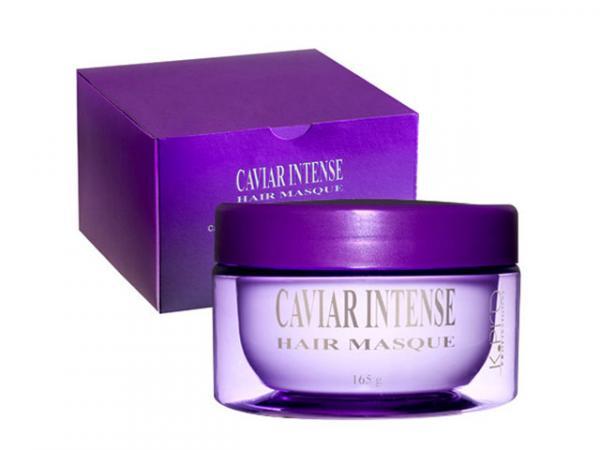 Máscara Capilar Hidratante e Restauradora 165 G - Caviar Intense Hair Masque - K-Pro