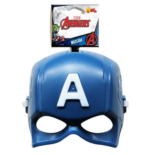 Tudo sobre 'Máscara Capitão América Clássica | Rubies'