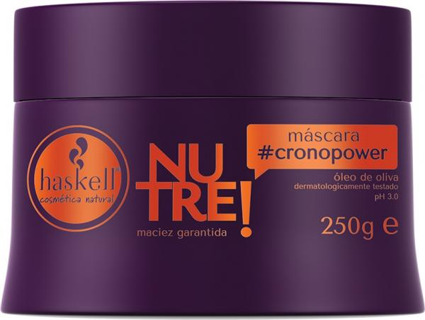 Máscara Cronopower Haskell Nutre! 250g