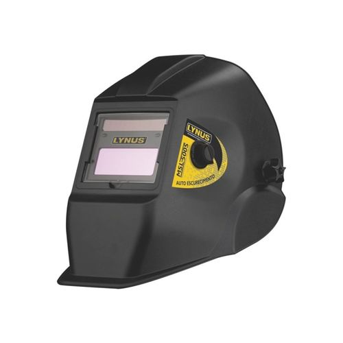 Tudo sobre 'Máscara de Solda Automática com Regulagem Msl-500S - Lynus'