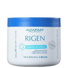 Máscara de Tratamento Alfaparf Rigen Milk Protein Plus Nourishing Cream - 500g - 500 G