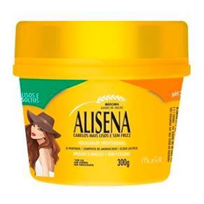Máscara de Tratamento Alisena Lisos 300g