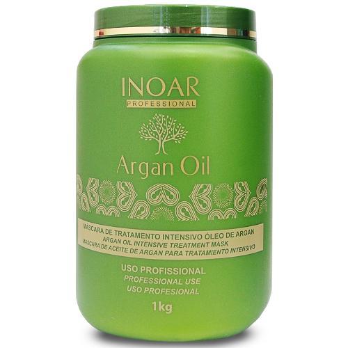 Máscara de Tratamento Intensivo Inoar Argan Oil 1kg