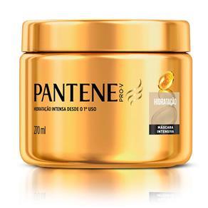 Máscara de Tratamento Pantene Hidratação 270ml