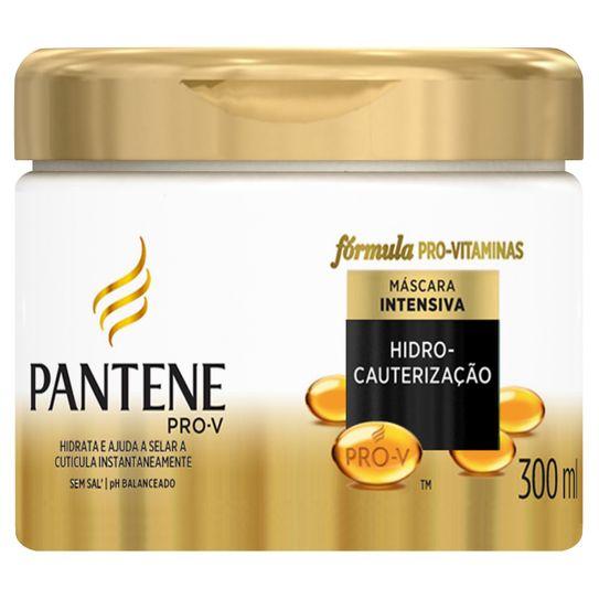 Máscara de Tratamento Pantene Hidro-Cauterização 300ml