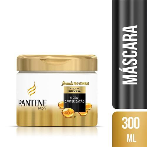 Máscara de Tratamento Pantene Hidro-Cauterização com 300ml