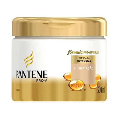 Máscara de Tratamento Pantene Intensiva Hidratação 300ml