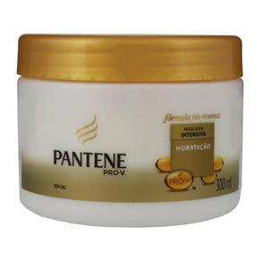 Máscara de Tratamento Pantene Pro-V Hidratação Pote 300ML