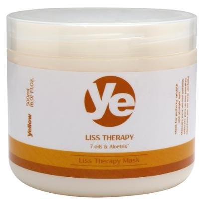Máscara de Tratamento Yellow Liss Therapy - 500g