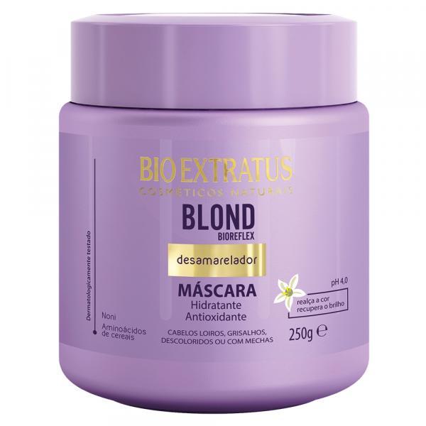 Máscara Desamareladora Bio Extratus Blond Bioreflex - 250g