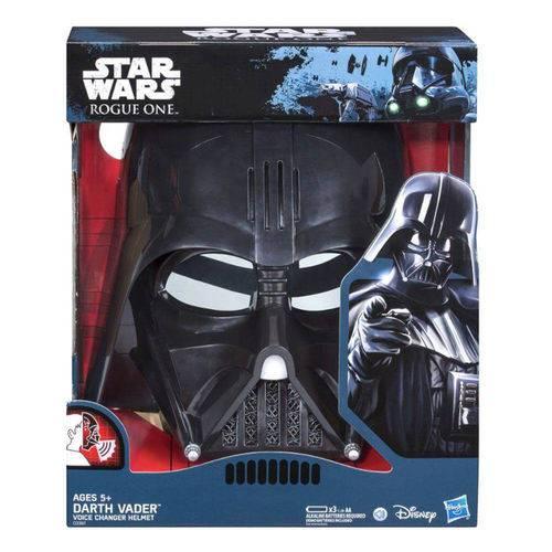 Tudo sobre 'Mascara Eletrica Darth Vader Hasbro - C0367'