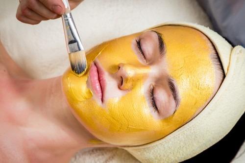 Máscara Facial Ouro com Colágeno 20g