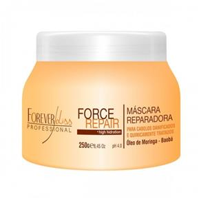 Máscara Force Repair - Forever Liss - 250 GR