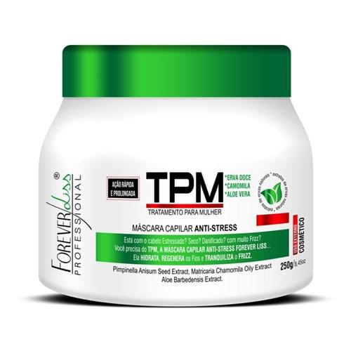 Máscara Forever Liss TPM Anti Stress 250g