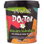 Máscara Hidratação Inoar Doctor 450g