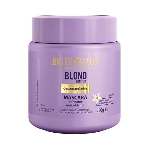 Máscara Hidratação Nutritiva Bio Extratus Blond
