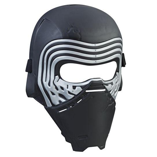 Tudo sobre 'Máscara Kylo Ren Star Wars - Hasbro'