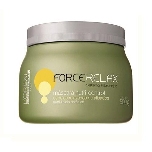 Máscara L´Oréal Professionnel Force Relax Nutri-Control 500g
