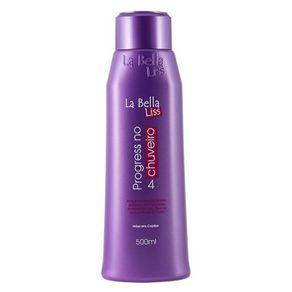 Máscara La Bella Liss Progress no Chuveiro 500ml