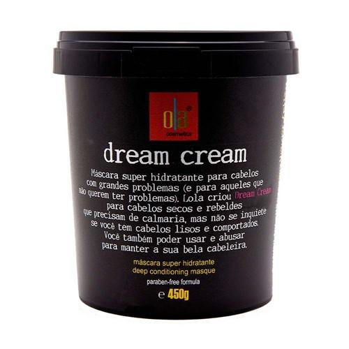 Tudo sobre 'Máscara Lola Dream Cream 450g'