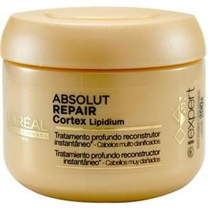 Máscara Loréal Absolut Repair Cortex Lipidium - 200 G