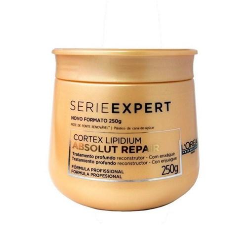 Máscara L'oréal Absolut Repair Cortex Lipidium - 250G