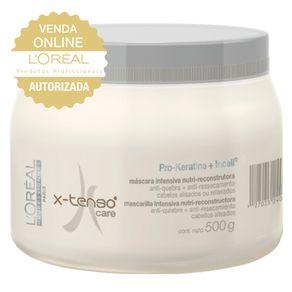 Tudo sobre 'Máscara L'Oréal Professionnel X-Tenso Care 500g'