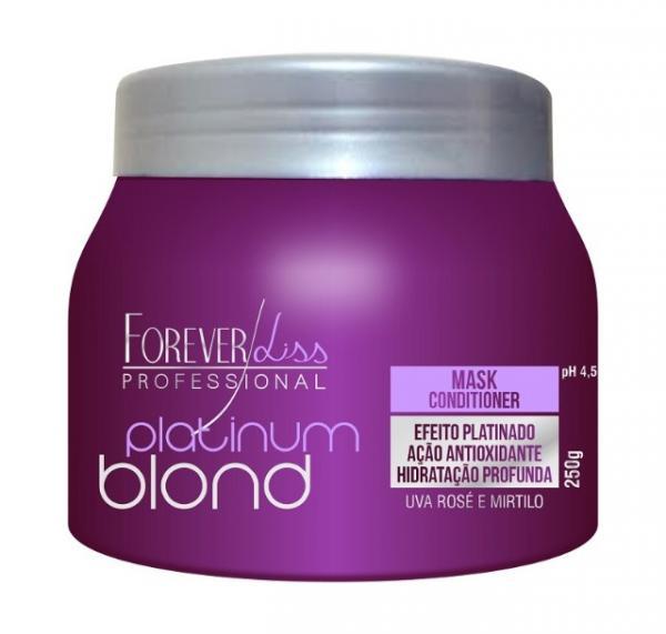 Máscara Platinum Blond 250g - Forever Liss