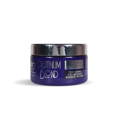 Máscara Matizante Surô Cosmetics - Platinum Blond 250g