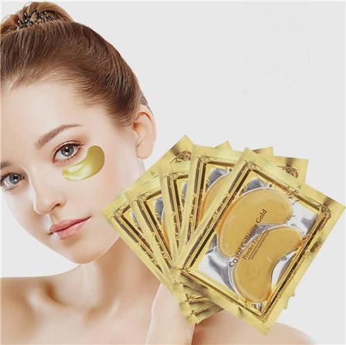 Máscara para Olheiras Crystal Colagen Gold