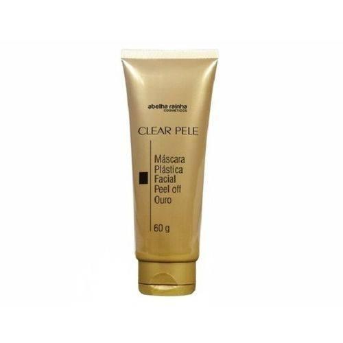 Tudo sobre 'Máscara Plástica Facial Peel Off Ouro Clear Pele Abelha Rainha 60g'