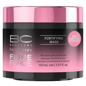 Máscara Schwarzkopf Professional BC Bonacure Fibre Force Fortifyng 150ml