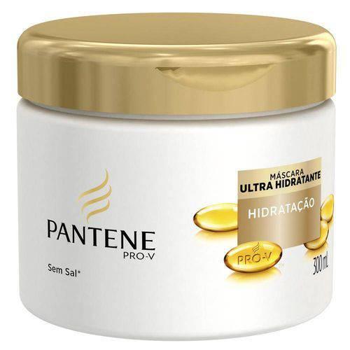Máscara Ultra Hidratante Pantene - Tratamento Intensivo de Hidratação 300ml