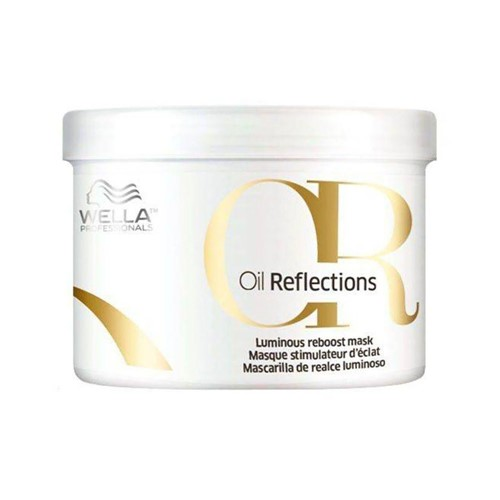 Tudo sobre 'Máscara Wella Oil Reflections 500ml'