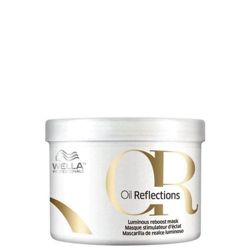Mascara Wella Oil Reflections 500Ml