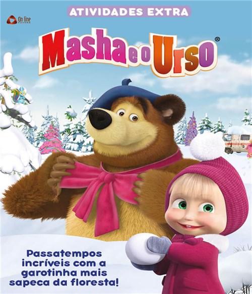 Masha e o Urso - Atividades Extra