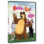 Masha e o Urso o Filme - Dvd
