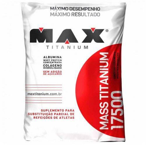 Mass 17500 (3000g) Chocolate - Max Titanium