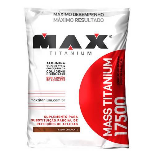 Mass 17500 (1400g) Chocolate Max Titanium - Galgrin Group Ltda