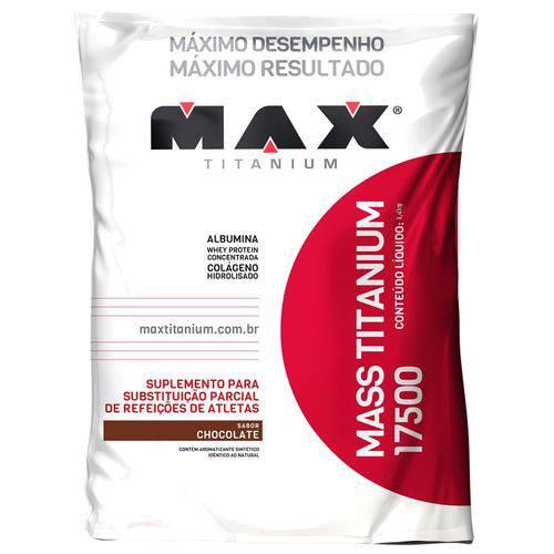 Mass 17500 - 1400G - Max Titanium