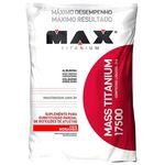 Mass Titanium Refil 3kg - Max Titanium