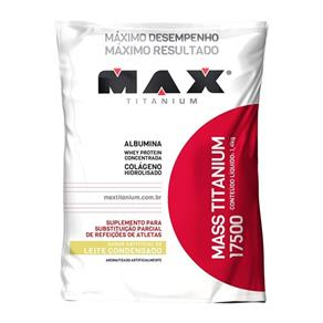 Mass Titanium 17500 1,4kg Leite Condensado Refil - Leite Condensado - 1,4 Kg
