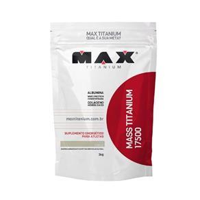 Mass Titanium 17500 3kg - Max Titanium Mass Titanium 17500 3kg - Max Titanium - COCO