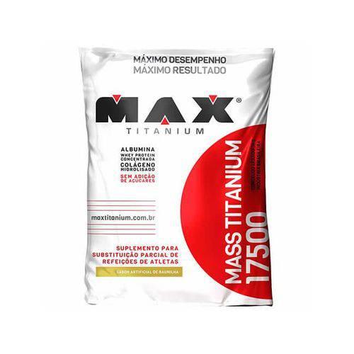 Mass Titanium 17500 - 3kg