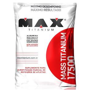 Mass Titanium 17500 - Max Titanium - 1,400Kg - Baunilha