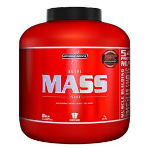 Mass Titanium 17500 - Max Titanium - Chocolate - 3 Kg