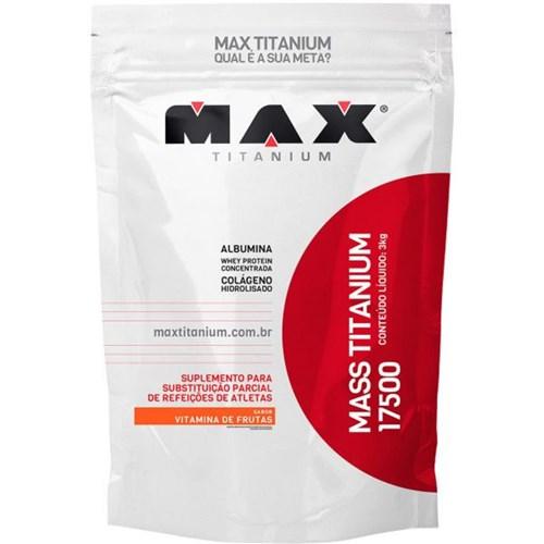 Mass Titanium 17500 Max Titanium - 3Kg Coco